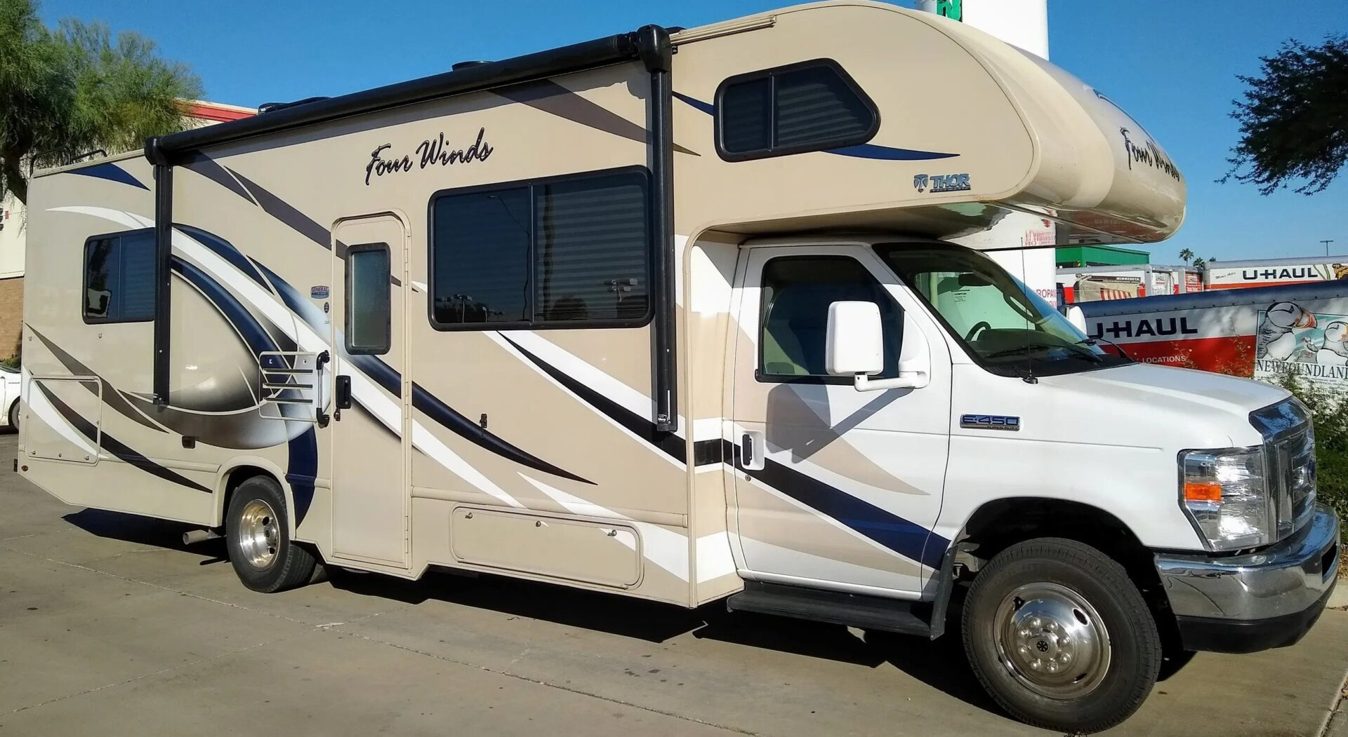 Luxury RV Rentals LLC